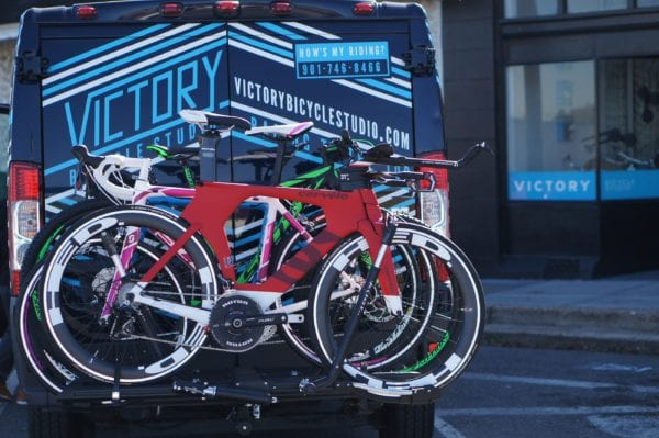 Victory Bicycle Studio » Bike Pickup